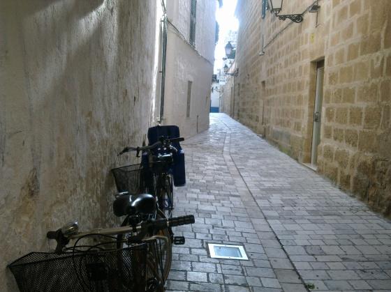 carrer de sant Jeroni 7.12.2012
