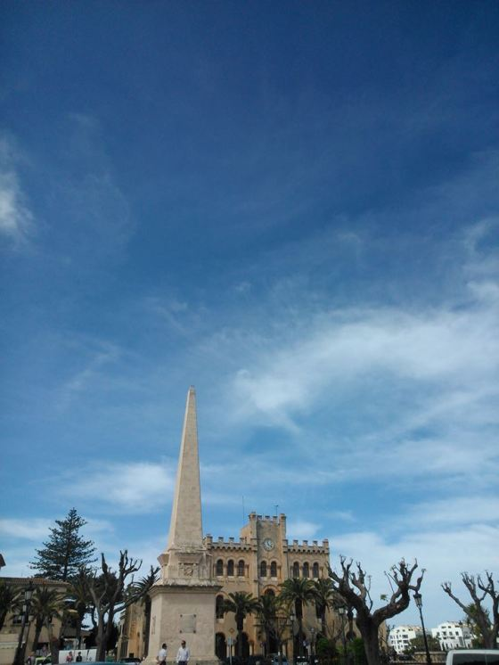 plaça des born, 1.05.2015