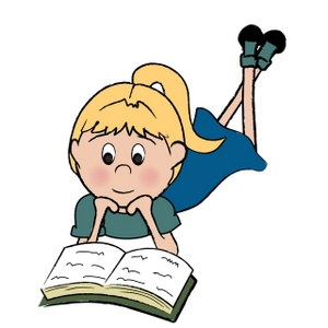 nena llegint